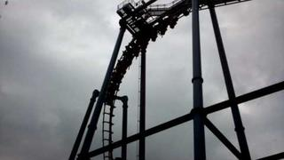 Gardaland Blue Tornado HD