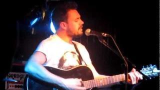 Gavin Butler - Into The Sea (Live)