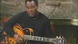 George Benson clip, solo guitar