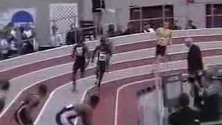 Greatest Anchor Leg - 2004 NCAA Indoor 4×4