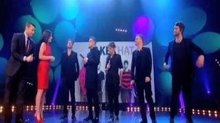 Happy Now - Live! - Red Nose Day 2011