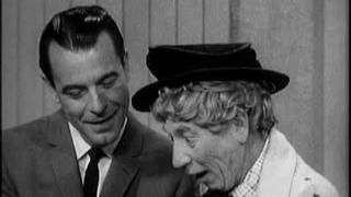 "Harpo meets Groucho on ""You Bet Your Life"""