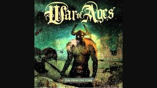 (HD w/ Lyrics) Scars of Tomorrow - War of Ages - Fire From The Tomb