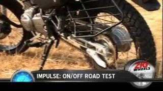 Hero Impulse - On/Off Road Test / Review - ZigWheels