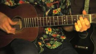 Hey Hey - Big Bill Broonzy/Backwards Sam Firk - Tablature Version - Fingerpicking Blues