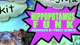 Hippopotamus Funk — The Funky Basement ft. Skit & Righta(Prod.Philly Blunts)