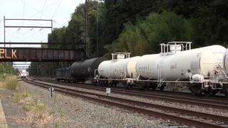 HLCX, more rerouted Intermodals, extras, and more! Post Hurricane Irene Railfanning P2 9/2/2011