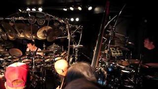 Holdsworth, Bozzio, Levin, Mastelotto live im Quasimodo, Berlin am 6. April 2010