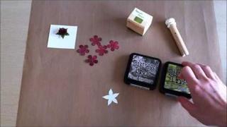 Homemade Flowers: Mini Paper Roses