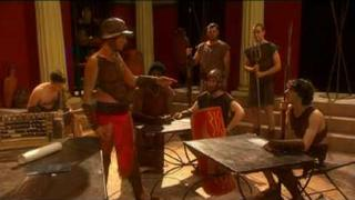 HORRIBLE HISTORIES - Gladiator School