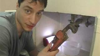 How to Replace a Sink Popup Drain by Dave Klec