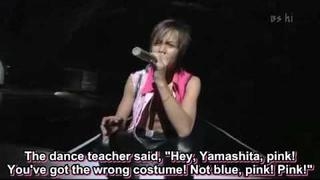 How Yamapi got his name English subtitled