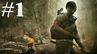 I Am Alive - Gameplay Walkthrough - Part 1 - Return (Xbox 360/PS3) [HD]