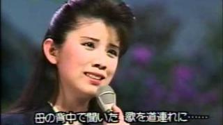 いい日旅立ち 森昌子 Iihi Tabidati Masako Mori