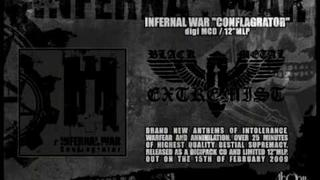 Infernal War - Blazing Impious Adoration