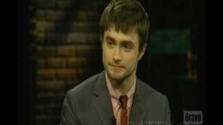 Inside the Actors Studio Part 1 (of 4 videos) Dan Radcliffe