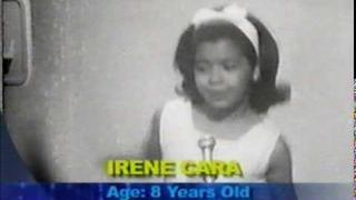 Irene Cara - Ted Mack Amateur Hour