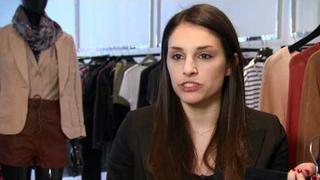 Jade Frampton's Spring Style -- H&M Fashion Video