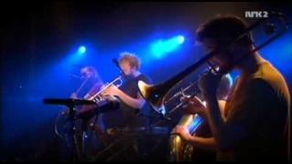 Jaga Jazzist - Day (Live)
