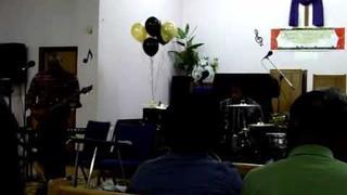 Jairus Mozee @ Church of the Living God LA Jewell Dominion