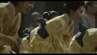 Japanese tap dance from 'Zatoichi'