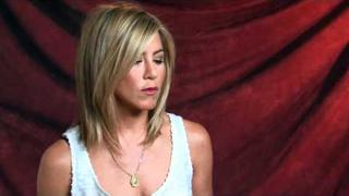 Jennifer Aniston 'Horrible Bosses' Interview