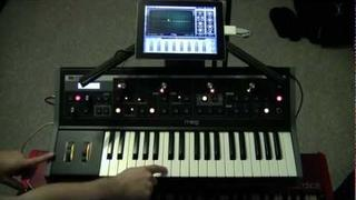 Jim's Tips & Tricks: Animoog and Moog Little Phatty together