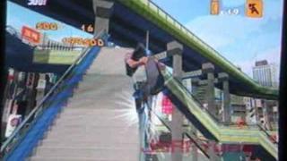 JSRF: Shibuya Terminal Test Runs [Unlocking Zero Beat]