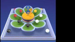 Kalacharkra Mandala in 3D view