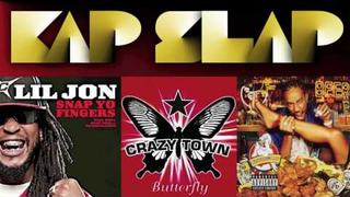 Kap Slap - Snap It Up (Crazy Town Butterfly Mashup) *[HQ]*