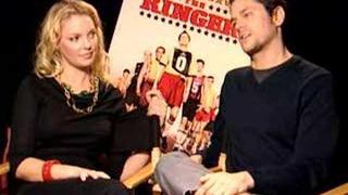 Katherine Heigl & Johnny Knoxville, The Ringer Interview