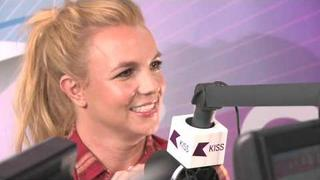 KISS FM (UK): Britney Spears meets Rickie, Melvin & Charlie