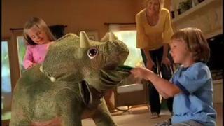 Kota the Triceratops - Playskool
