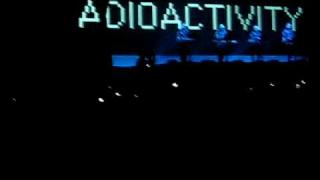 Kraftwerk Live @ Exit 09 Festival - Radioactivity