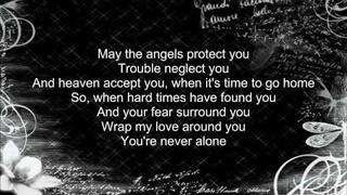 Lady Antebellum - Never Alone - Lyrics