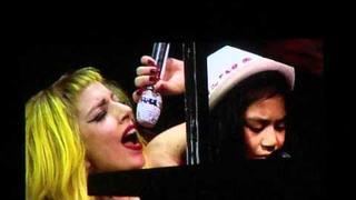 Lady Gaga and 10 year old Maria Aragon - Born This Way