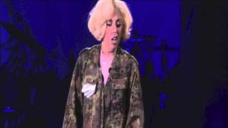"""Lady Gaga - """"What's Up"""" 4 Non Blondes Live Cover at #artRaveVienna"""