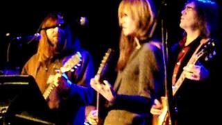 "Larry Campbell, Evan Dando, and Juliana Hatfield, ""Cinnamon Girl,"" City Winery NYC 2/9/11"