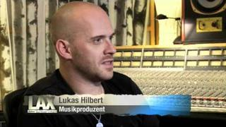 LAX - Follow The Black Pony - Aufnahmen mit Lukas Hilbert