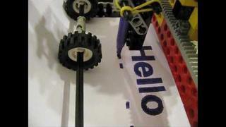Lego Hello World