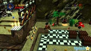 LEGO Indiana Jones 2 - Temple of Doom Bonus Levels 3 of 5