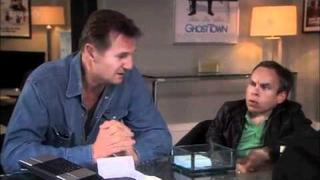 "Liam Neeson's ""Life's Too Short"" Sketch + Bloopers"