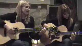Lila McCann- private Home Reahearsal