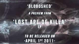 Lost Ape of Killa - Bloodshed