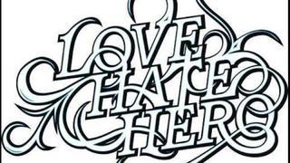 Lovehatehero - Echoes (NEW SONG) (W/ LYRICS)