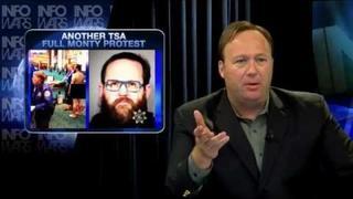 Man Goes 'Full Monty' To Protest TSA Pat Downs