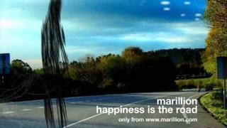 """Marillion - """"The Man from Planet Marzipan"""""""