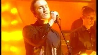 Massive Attack - Inertia Creeps (Live - Jo Whiley Show 1998)