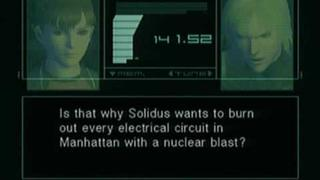 Metal Gear Solid 2: Sons of Liberty - Part 32 (Leaving the core)