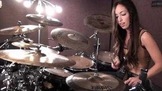 Meytal Cohen - Bodies by Drowning Pool - Drum Cover